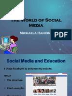 the world of social media