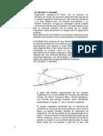 Ley de Biot y Savart Fisca Expocicion