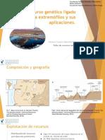 Recursos Genéticos en Desierto de Atacama