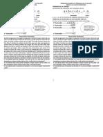 P-Teo Adición Previo (Cuatro Operaciones) 5°