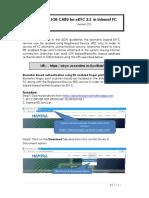 Ekyc Job Card for Internet Pc Version 2 5