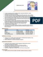 Kumar Saurabh Resume (SAP IBP)