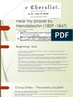 Copy of New Hear My Prayer by Mendelssohn (1809 -1847) Word Painting.pptx