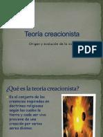 Creacionismo Presentación