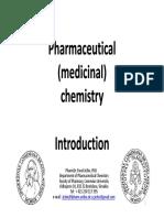 Seminar 1 From Pharmaceutical Chemistry I 02