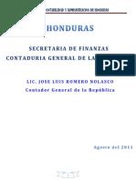 SISTEMAS DE CONTABILIDAD Y ADMINISTRACIÓN DE HONDURAS