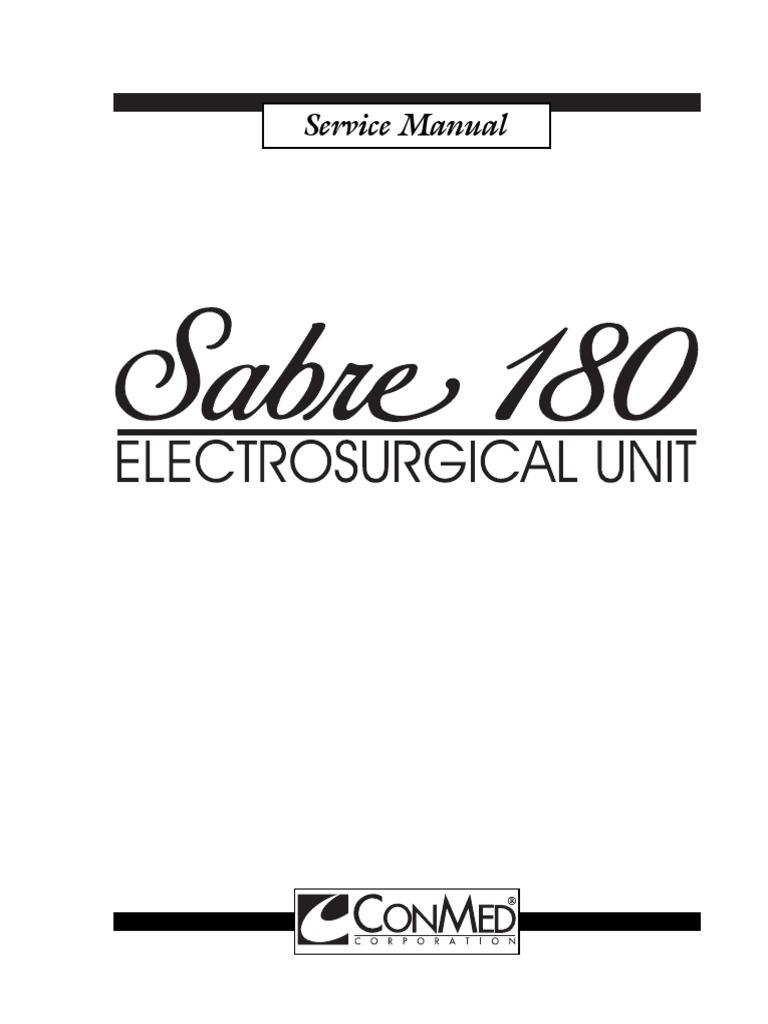 [MANUALS] Erbe Esu Service Manual [PDF] FULL Version HD