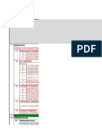 Contoh GAP Analysis SMKP