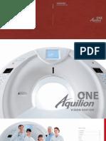 Aquilion One Brochure