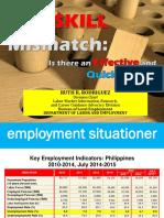 Ruth r Rodriguez Skills Job Mismartch