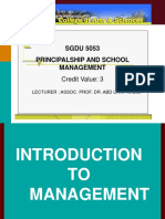 CHAPTER 2.0 Intro to Management (2)
