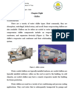 Chiller system design and control1