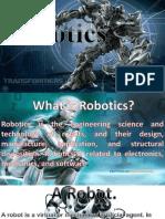 Robotics Quanta
