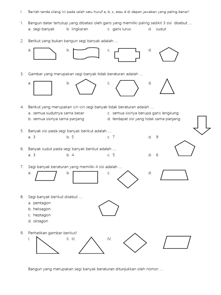 Ulangan Matematika