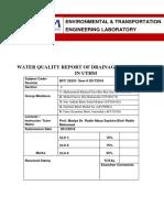 BOD Lab Report (Full)