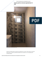 Preturi de Manopera Pentru Renovat Apartament 2 Camere