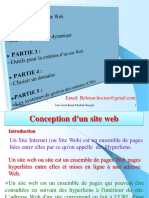 Cours BWEB1