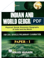 Indian World Geography by Majid Hussain
