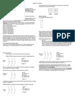 Notes on Chemical Bonding