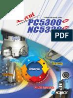 PC5300NC5330 Metric