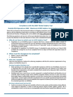 VDR FAQ 2020 sulfur