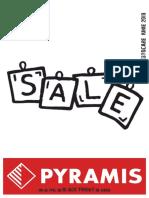 Oferte produse Pyramis luna iunie 2019