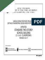 Standard Two-storey School Building Philippines PG 1-8