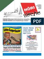 Höriwoche KW24