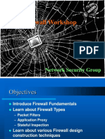 Firewall Workshop