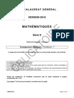 Maths S obli G1