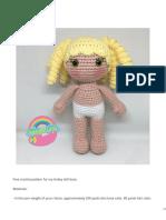 Hailey Doll