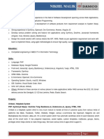 Damco PHP Developer_Nikhil Malik.docx