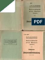 h.dv. 469-4 Richtlinien Für Panzernahbekämpfung