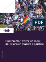 Guatemala FIDH