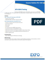 Introduction to ATS-QSIG Testing