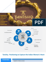 5C Analysis on Tanishq