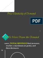 PPT on Elasticity of Demand