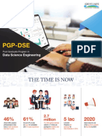 Data Science Engineering Full Time Program Brochure