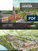 Leasing of Twin Lakes Center in Cary, NC
