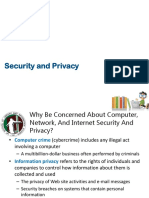 09 Security and Privacy
