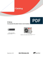 VRF C Series Catalog MS PRC020 Product Catalog Ducted.pdf
