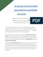 Método Destruidor de Ejaculação Precoce PDF ➝ 【100% Natural】TESTE GRÁTIS