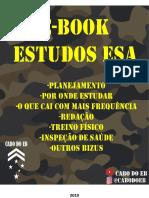eBook Estudos Esa - Cb Do Eb