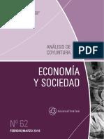 ECONOMIA Y SOCIEDAD - N 62 - FEBRERO MARZO 2019 - PARAGUAY - PORTALGUARANI