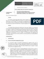 SUNEDU Sancion UANCV Universidad Andina Néstor Cáceres Velasquez