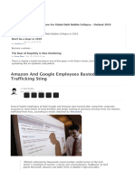 Amazon and Google Employees Busted in Asian Sex Trafficking Sting Zero Hedge