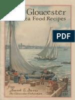 Old Gloucester Sea Food Recipes