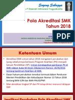 #Pola Akreditasi Smk 2018