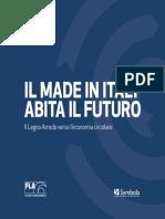 Il Made in Italy Abitare Il Futuro - Legno Arredo Verso l'Economia Circolare