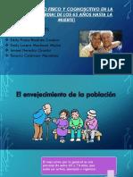 PDICOLOGIA ADULTEZ TARDIA